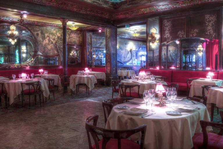 Restaurant Chez Maxime Paris Prix