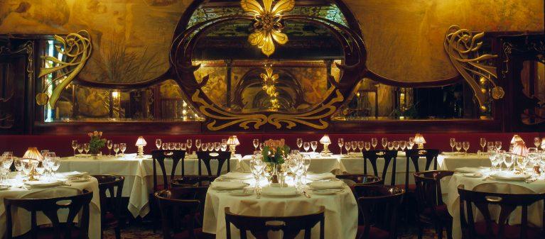 restaurant maxims de paris